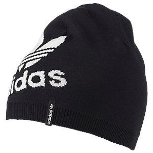adidas Adicolor Logo Beanie schwarz/weiß