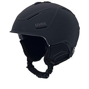 uvex p1us skihelm schwarz im online shop von sportscheck. Black Bedroom Furniture Sets. Home Design Ideas