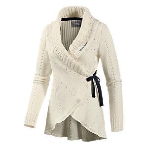 White Season Strickjacke Damen in weiß, Größe 38