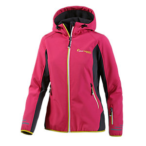 White Season Softshelljacke Damen pink