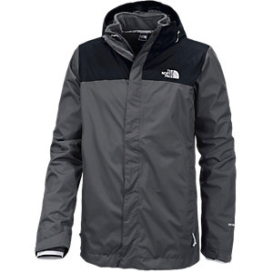The North Face Evolve II Doppeljacke Herren grau/schwarz