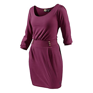 Neighborhood Jerseykleid Damen beere