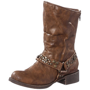 Blowfish Stiefel Damen cognac