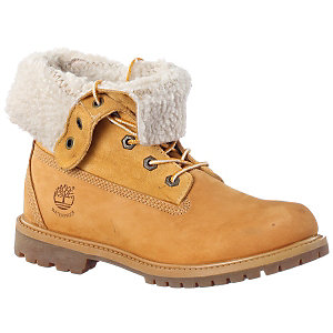 TIMBERLAND Authentics Teddy Winterschuhe Damen braun