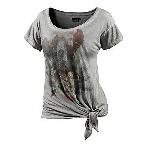Tigerhill Printshirt Damen hellgrau
