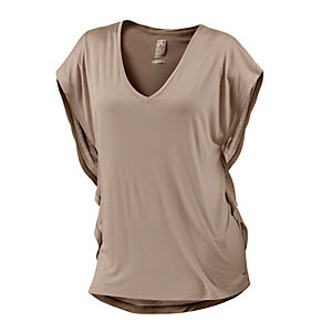 REPLAY T-Shirt Damen beige