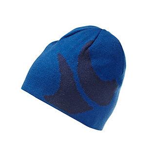OCK Logo Beanie blau