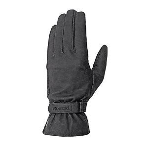 Roeckl Kibo Fingerhandschuhe schwarz/stone