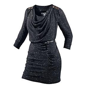 VSCT Minikleid Damen schwarz/weiß