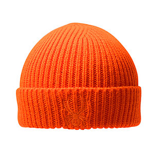 Spyder Watchman Beanie Herren orange