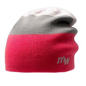 Maui Wowie Beanie Herren pink/grau/weiß