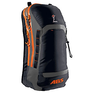 ABS Vario Zip-On 15 Lawinenrucksack schwarz/orange
