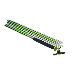 ORTOVOX 240 Light PFA Lawinensonde silberfarben/grün