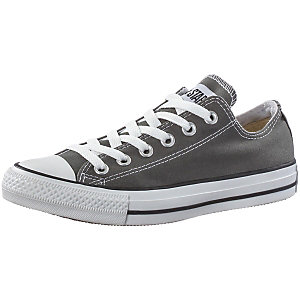 CONVERSE Chuck Taylor All Star Low Sneaker Damen grau