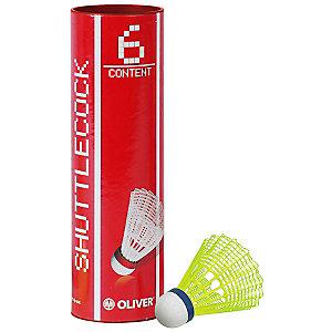 OLIVER Pro Tec 5 Badmintonball rot