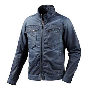 star jeansjacke herren dark denim im online shop von sportscheck. Black Bedroom Furniture Sets. Home Design Ideas