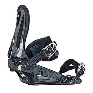 Nitro Snowboards Wizzard Spezial Snowboardbindung schwarz