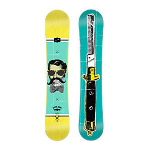 Salomon Salvatore Sanchez Freestyle Board gelb/blau