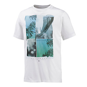 Billabong Section Printshirt Herren schwarz