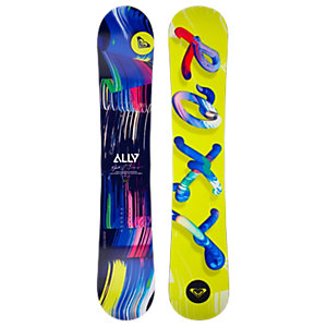 Roxy Ally BTX All-Mountain Board Damen schwarz/grün/bunt