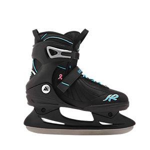 K2 Andra Ice Schlittschuhe Damen schwarz/hellblau