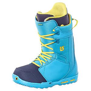 Burton Rampant Snowboard Boots blau/gelb