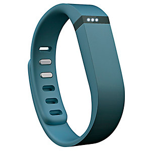 FitBit Flex Wireless Activity Fitness Tracker grau