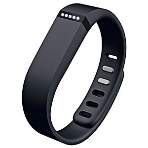FitBit Flex Wireless Activity Fitness Tracker schwarz