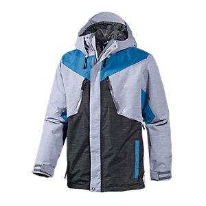 Volcom Forged Snowboardjacke Herren schwarz/grau