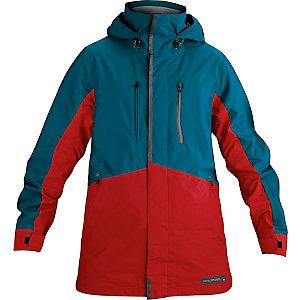 DAKINE Fuse Snowboardjacke Herren rot/blau