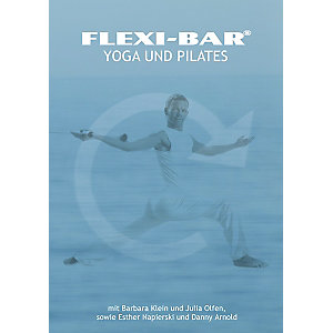 FLEXI-BAR Yoga und Pilates DVD -