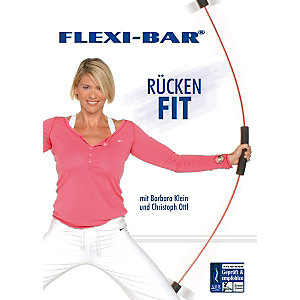 FLEXI-BAR Rückenfit DVD -