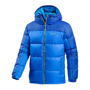 Marmot Ascent Hoody Daunenjacke Herren blau