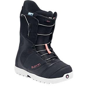 Burton Mint Snowboard Boots Damen schwarz/weiß