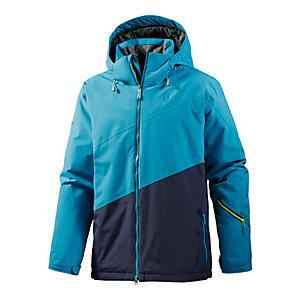 SCOTT Madden Snowboardjacke Herren türkis/blau