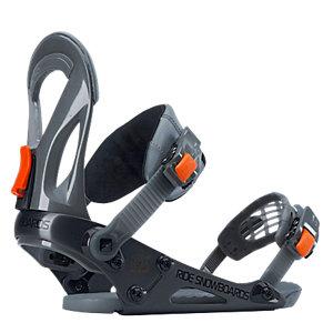 Ride Snowboards EX Snowboardbindung grau