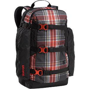 Burton Day Hiker Daypack schwarz/rot