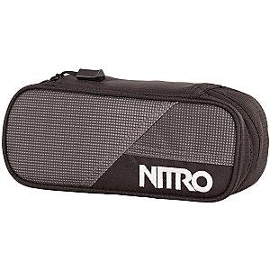 Nitro Snowboards Pencil Case Federmäppchen grau