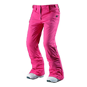 Mountain Force - Epic women's skis pants (pink) - WELL EQUIPPED SKI PANTS The Epic ski pants impress with their high quality materials and innovative technologies, such as the CM Ceramic membrane. The pants also offer reliable protection against the elements, as well as a high level of comfort thanks to the adjustable waistband and elasticated.