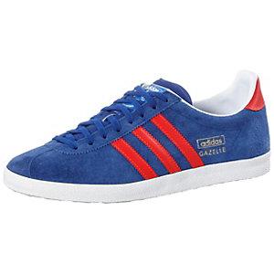 Adidas Gazelle Gelb Blau