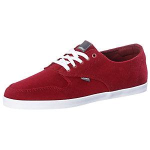 Element Topaz Canvas Sneaker Herren rot/weiß