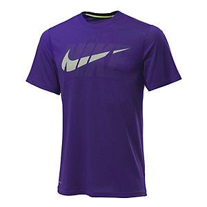 Nike Legend Swoosh Funktionsshirt Herren lila