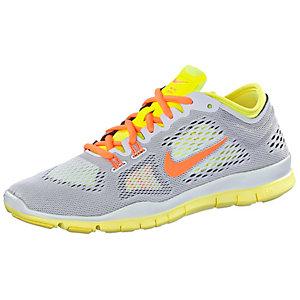 Nike Free 5.0 Damen Grau Blau