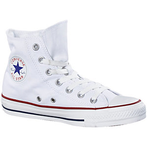 converse chuck taylor all star hi sneaker damen wei im online shop von sportscheck kaufen. Black Bedroom Furniture Sets. Home Design Ideas