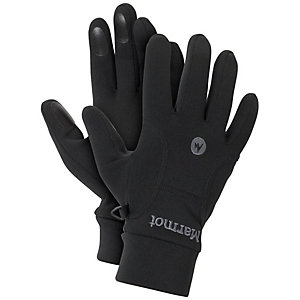 Marmot Power Stretch Outdoorhandschuhe schwarz