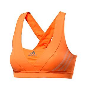 adidas Sport-BH Damen neonorange