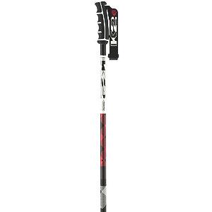 K2 Power Skistock schwarz/grau