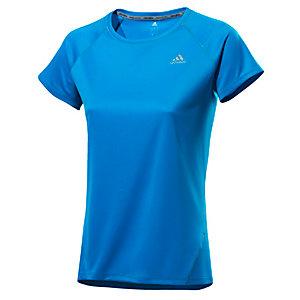 adidas Laufshirt Damen blau