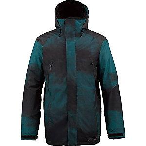 Burton Axis Snowboardjacke Herren grau/blau
