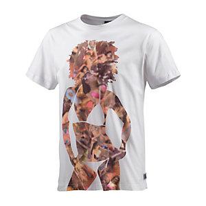 Bench Bikinibabes T-Shirt Herren weiß